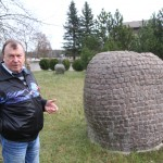 """""""Žemaitijos granitas"""" vadovas Rimvydas Antanas Levanas"""