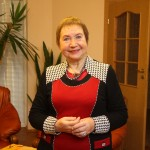 Profesorė Jūratė Laučiūtė