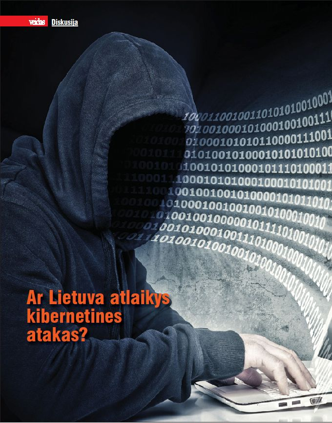 Ar Lietuva atlaikys kibernetines atakas?