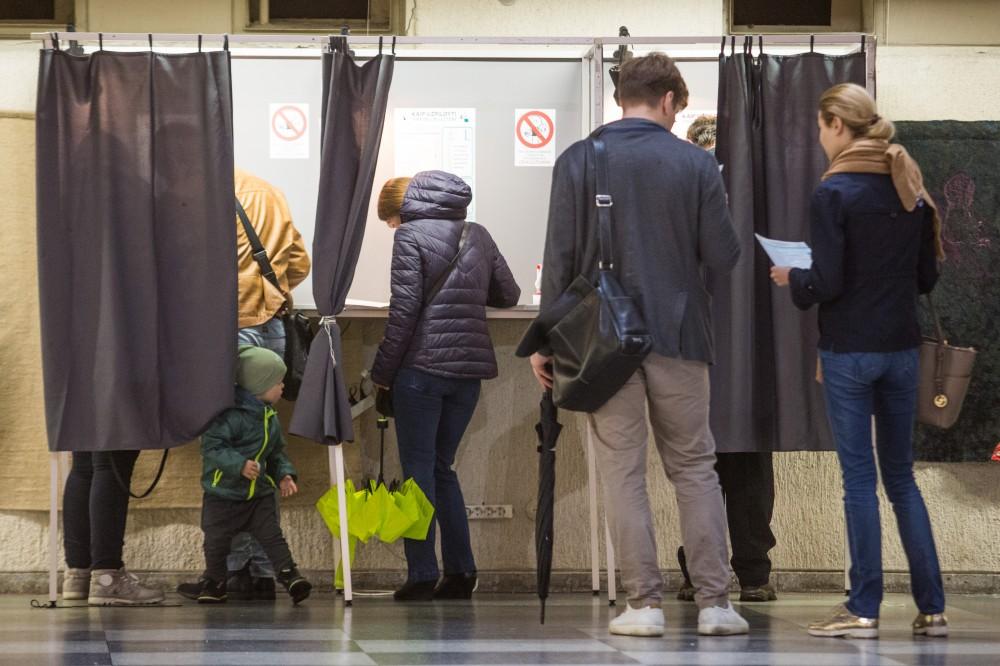 Lietuvoje vyksta rinkimai (atnaujinama)
