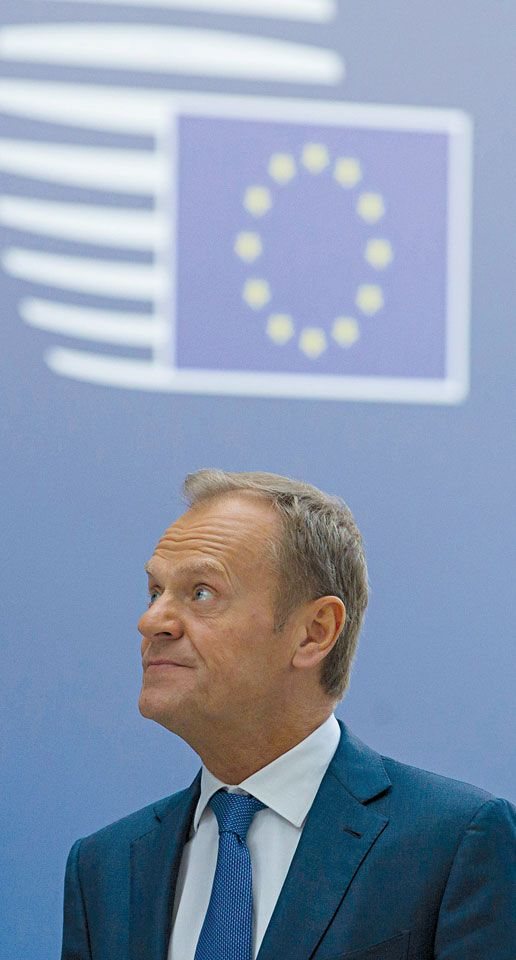 Prancūzijos prezidentas – Lenkijos kritikas