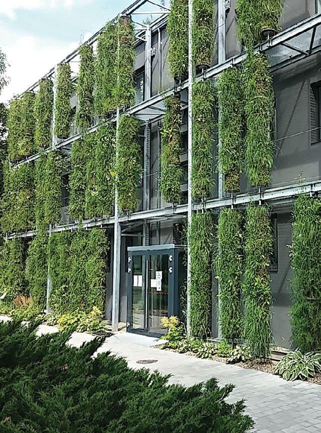 Lietuvių sukurtas žalias pastatas pristatytas Ženevoje