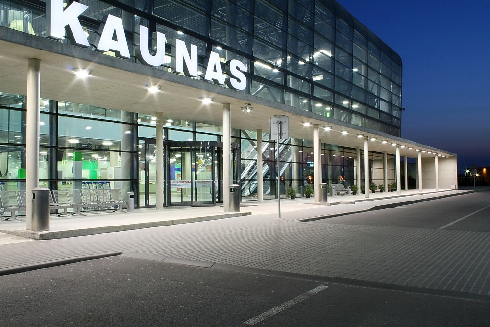 Lietuvos oro uostai
