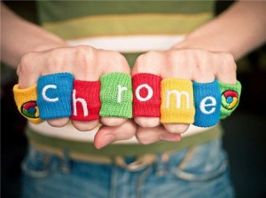 chromehands