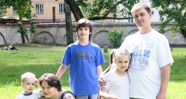 Iššūkis: kartu mokosi mama ir sūnus