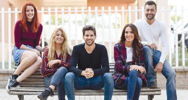 Jaunimas: tapatybės paieškos ir grumtynės su savimi